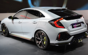 Honda Civic 2017 High Definition Wallpapers