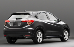 Honda HR V High Definition