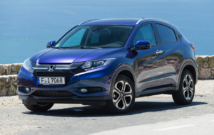 Honda HR V High Definition Wallpapers