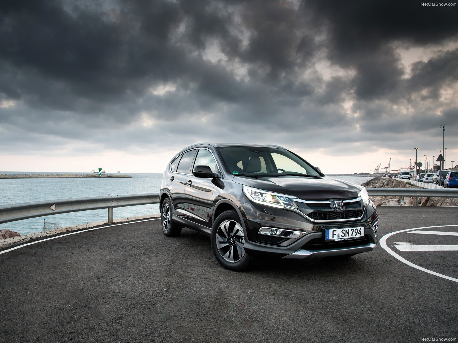 Honda HR-V HD Wallpapers