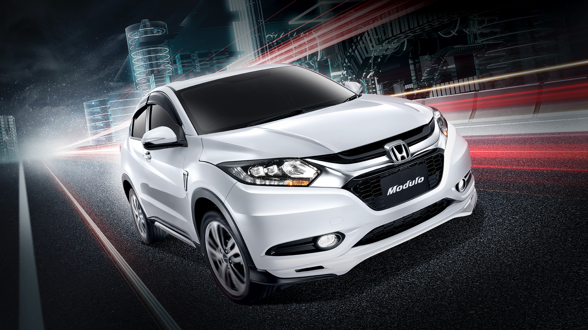 Hr V 2019 >> Honda HR-V HD Wallpapers