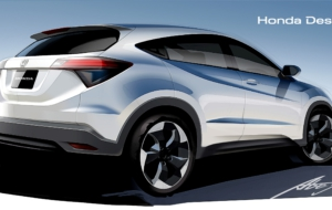 Honda HR V Widescreen