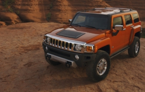 Hummer HX 2017 HD Wallpaper