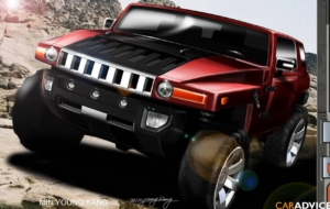 Hummer HX 2017 High Definition
