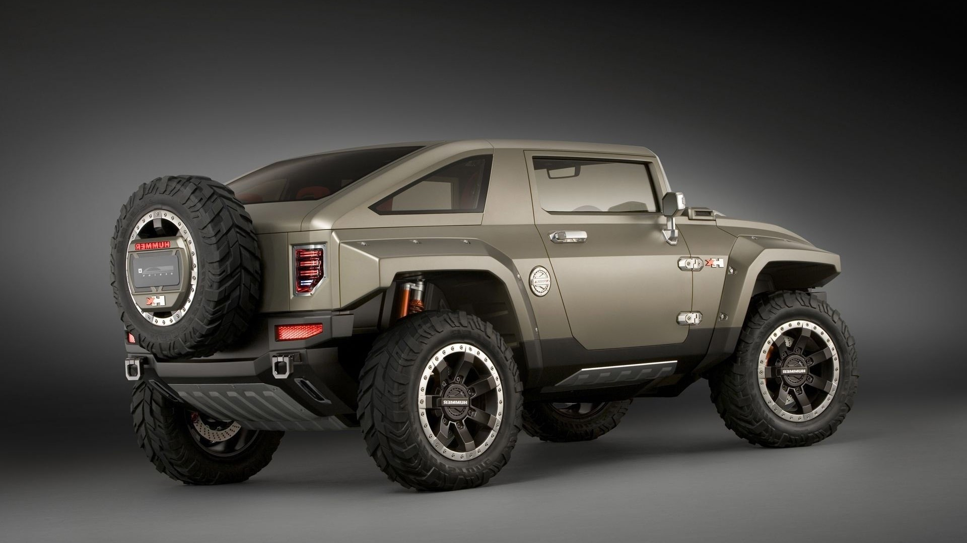 Hummer HX 2017 HD Wallpapers