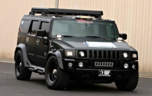 Hummer HX 2017 For Desktop