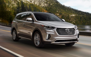 Hyundai Santa Fe Sport 2017 High Definition Wallpapers