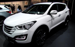 Hyundai Santa Fe Sport 2017 For Desktop