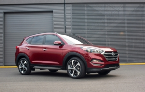 Hyundai Tucson 2017 Photos