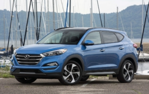 Hyundai Tucson 2017 Wallpapers
