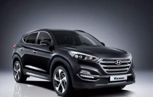 Hyundai Tucson 2017 Wallpapers HD
