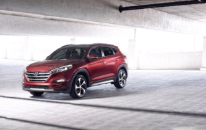 Hyundai Tucson 2017 For Desktop