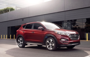 Hyundai Ix35 2017 HD Wallpaper
