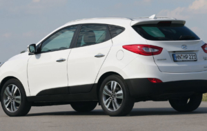 Hyundai Ix35 2017 High Definition