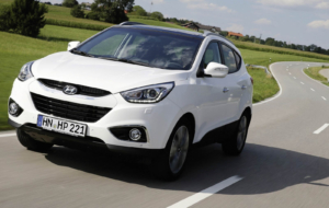 Hyundai Ix35 2017 For Desktop