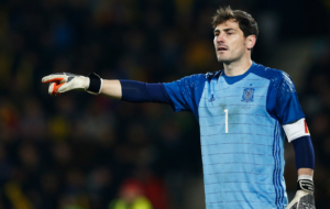 Iker Casillas 4K