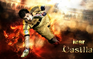 Iker Casillas HD Background