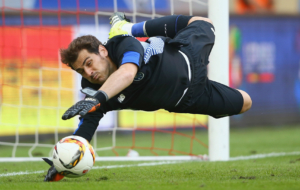 Iker Casillas HD Deskto