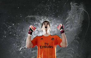 Iker Casillas HD Wallpaper