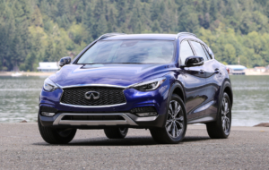 Infiniti QX30 2017 High Definition