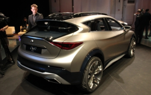 Infiniti QX30 2017 High Definition Wallpapers
