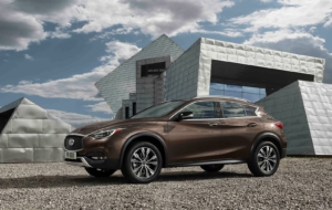 Infiniti QX30 2017 Widescreen