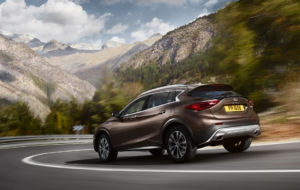 Infiniti QX30 2017 Full HD