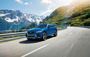 Jaguar F Pace 2017 HD