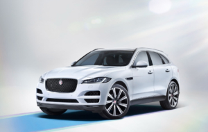 Jaguar F Pace 2017 HD Desktop