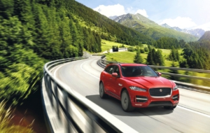 Jaguar F Pace 2017 HD Wallpaper