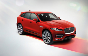 Jaguar F Pace 2017 Photos