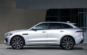 Jaguar F Pace 2017 Pictures