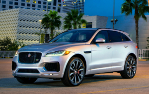 Jaguar F Pace 2017 Wallpaper