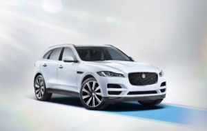 Jaguar F Pace 2017 Wallpapers