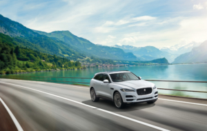 Jaguar F Pace 2017 Wallpapers HD