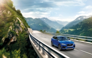 Jaguar F Pace 2017 For Desktop