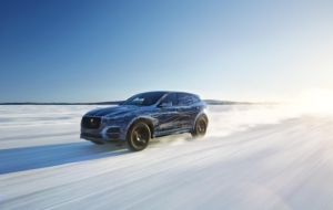 Jaguar F Pace 2017 Full HD