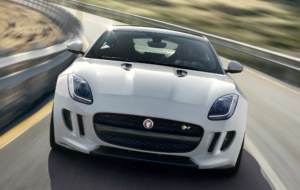 Jaguar F Type Coupe 4K
