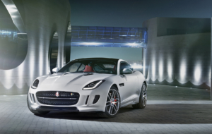 Jaguar F Type Coupe Background