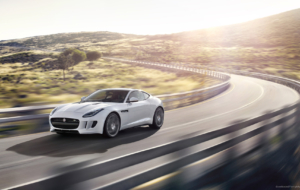 Jaguar F Type Coupe Computer Wallpaper