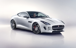 Jaguar F Type Coupe Desktop