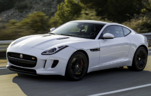 Jaguar F Type Coupe HD