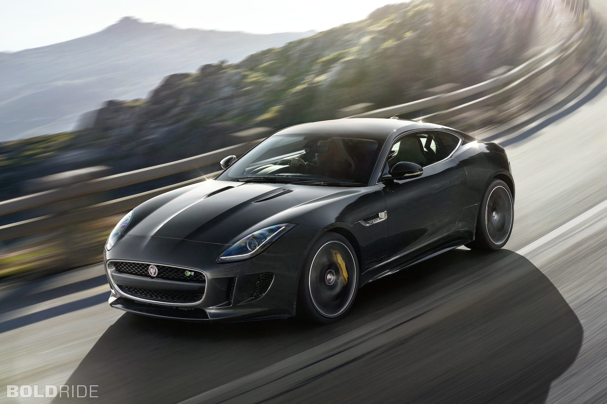 Jaguar F Type Coup 233 Hd Wallpapers