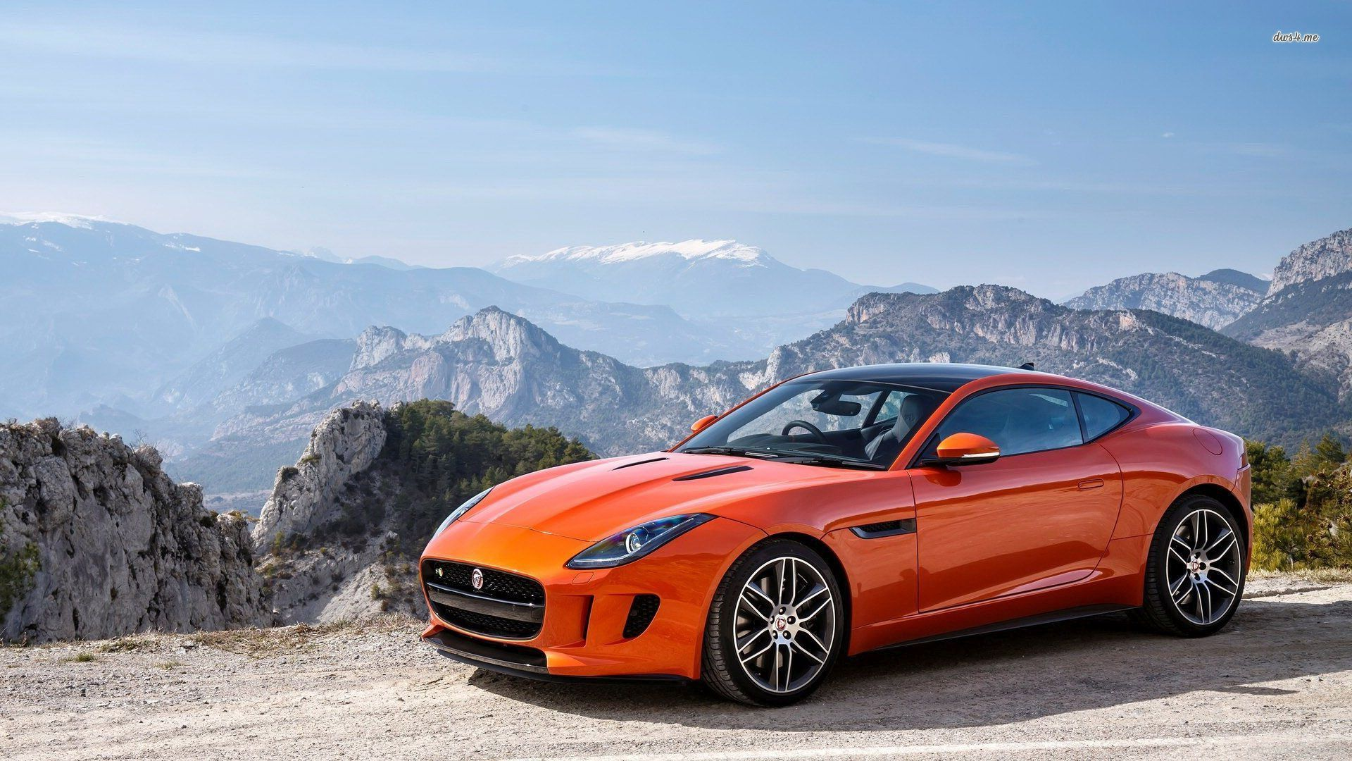 Jaguar f type coupe wallpaper - photo#6