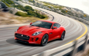 Jaguar F Type Coupe Pictures