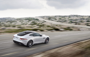 Jaguar F Type Coupe Wallpaper