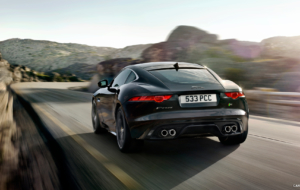 Jaguar F Type Coupe Wallpapers HD