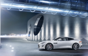 Jaguar F Type Coupe For Desktop
