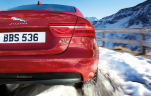 Jaguar XE 2017 HD Wallpaper