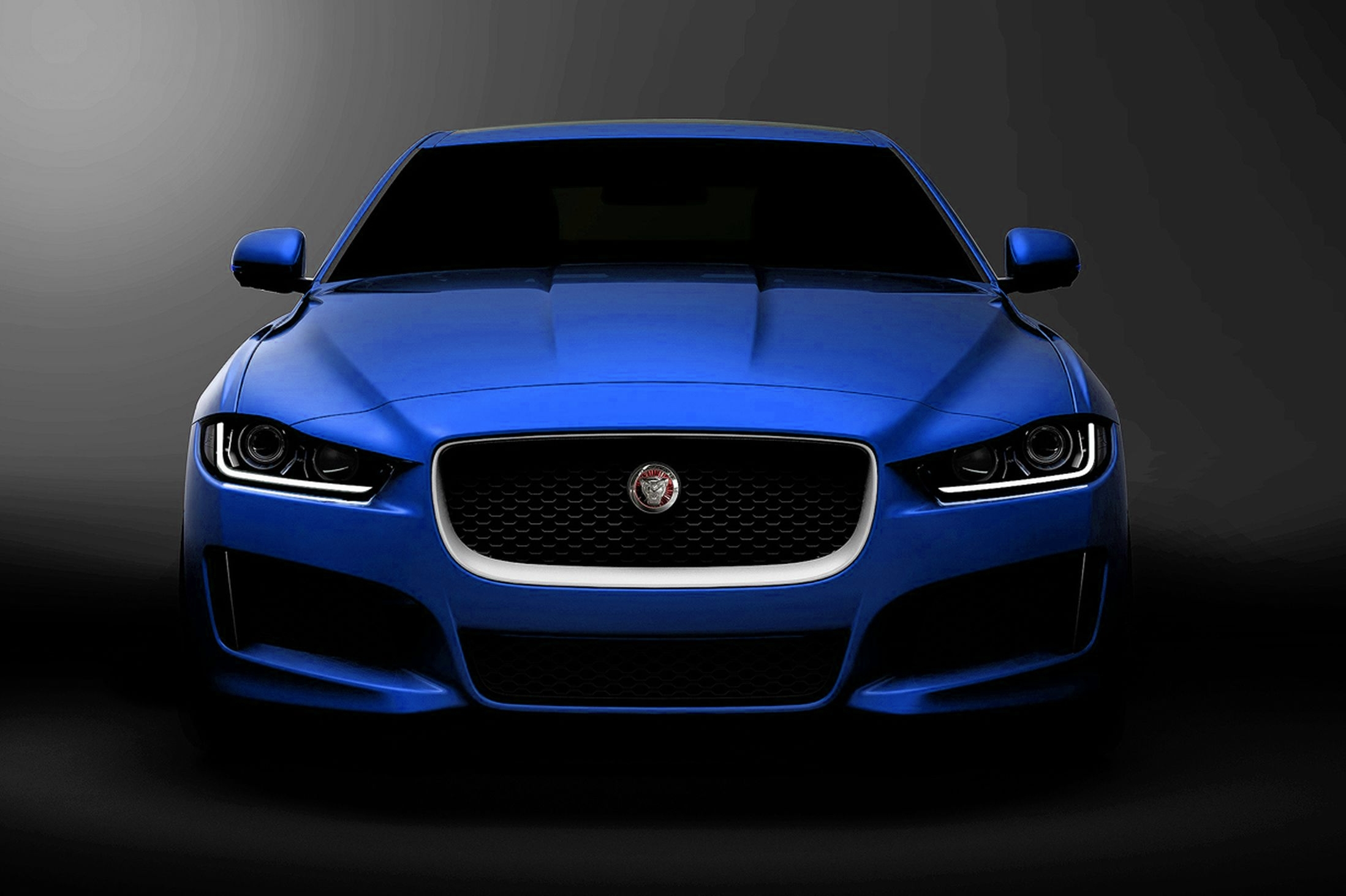 blue jaguar cars wallpapers hd wwwpixsharkcom images
